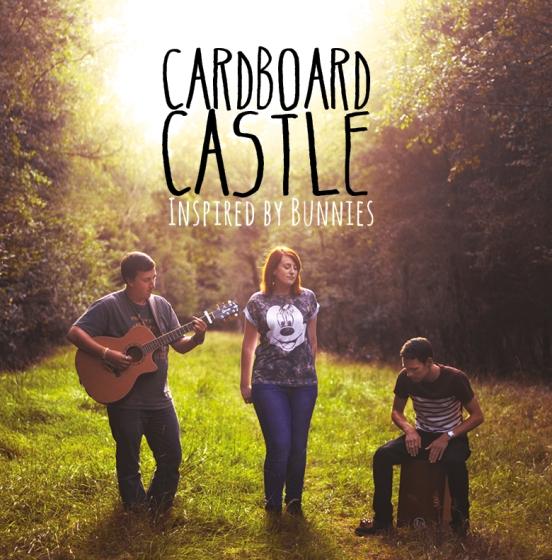 Cardboard Castle - Inspired by Bunnies