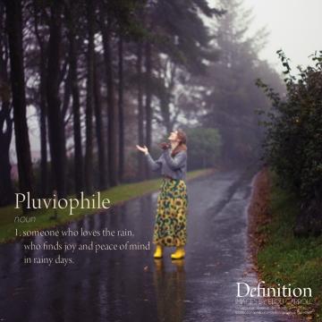 Pluviophile