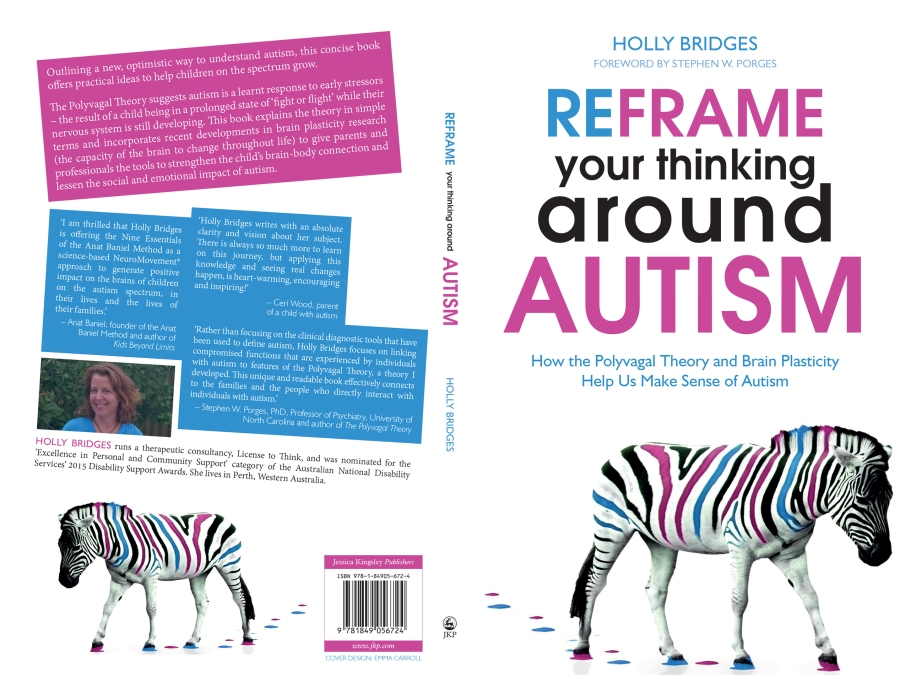 Bridges - reframe your thinking around autism COVER