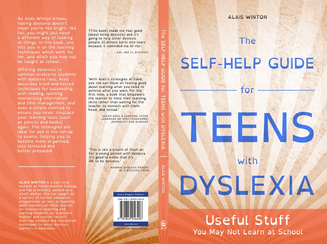 Winton - the self-help guide for teens with dyslexia