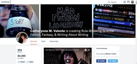 valente patreon